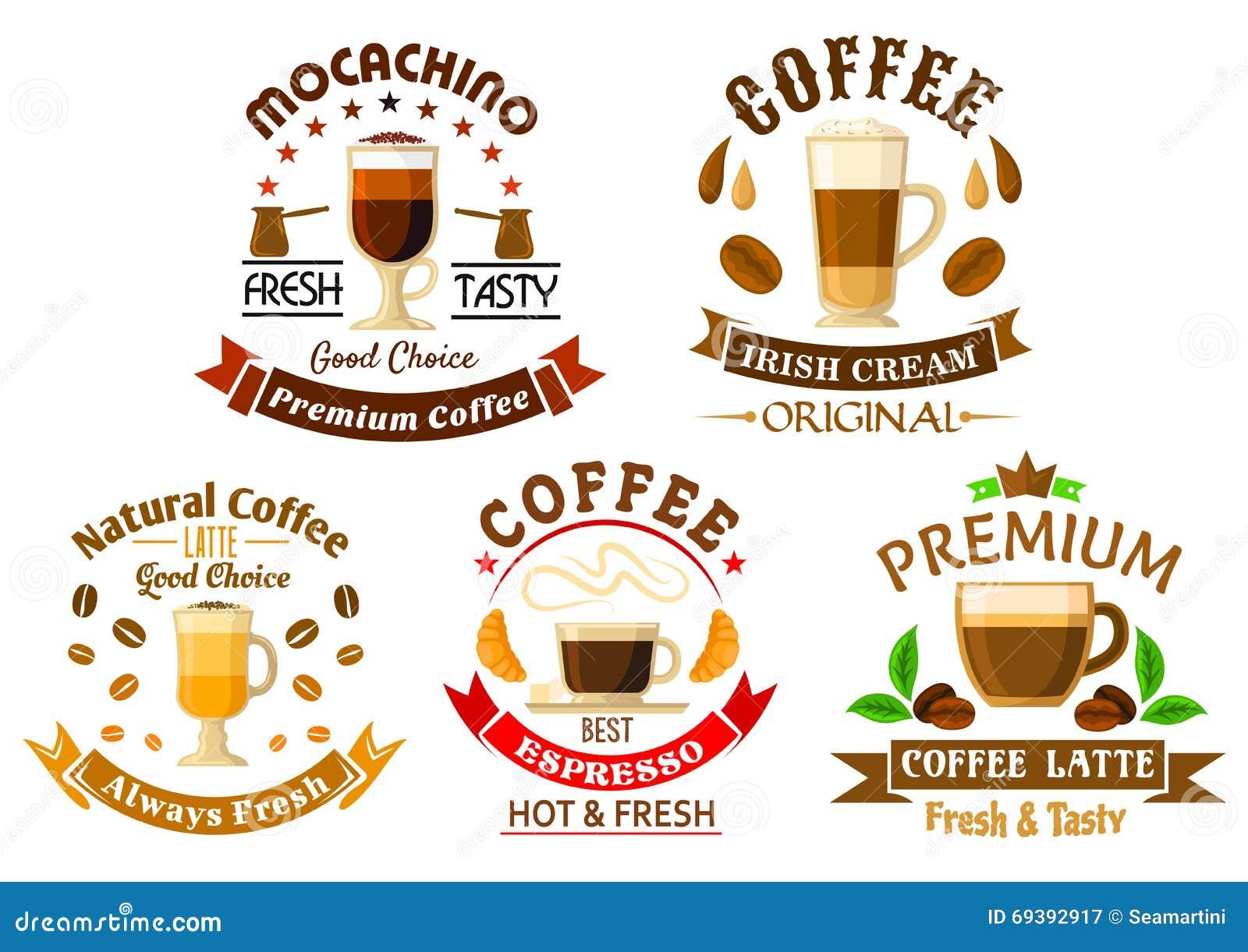 Bebidas originales para el dise o de la cafeter a for Disenos de menus para cafeterias