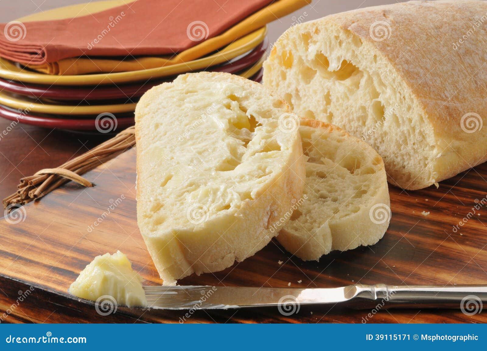 Beboterd brood