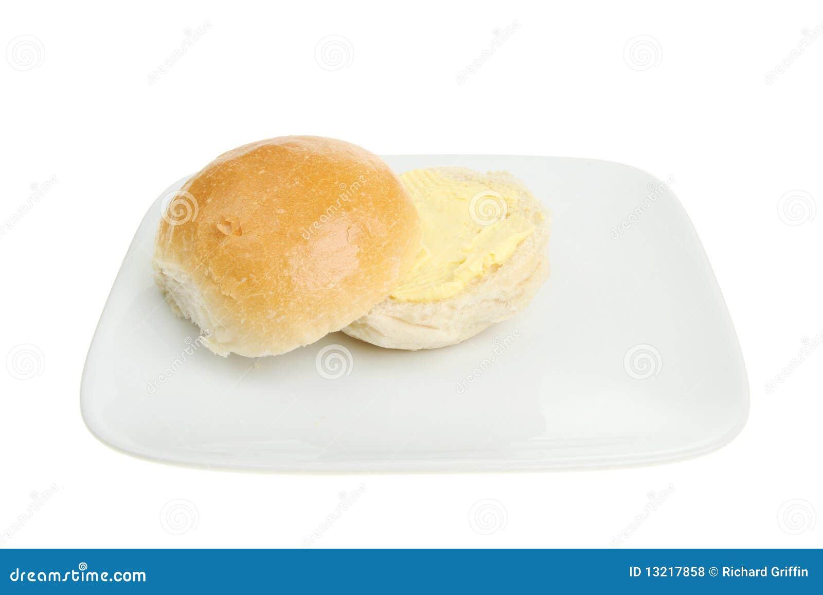 Beboterd broodje