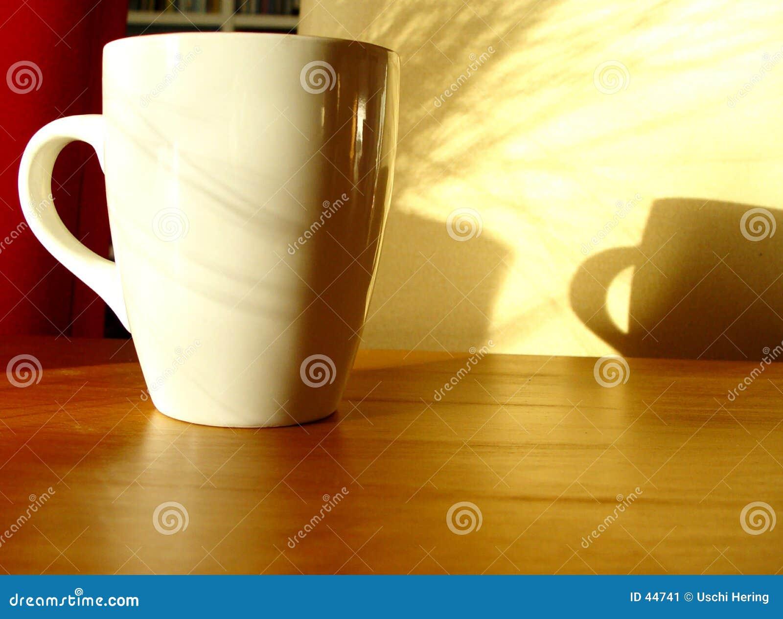 Becher des gutenmorgens