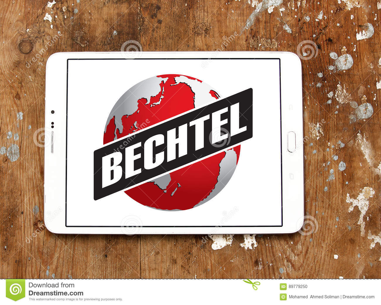Bechtel Construction Company Logo Editorial Image Image Of Symbol