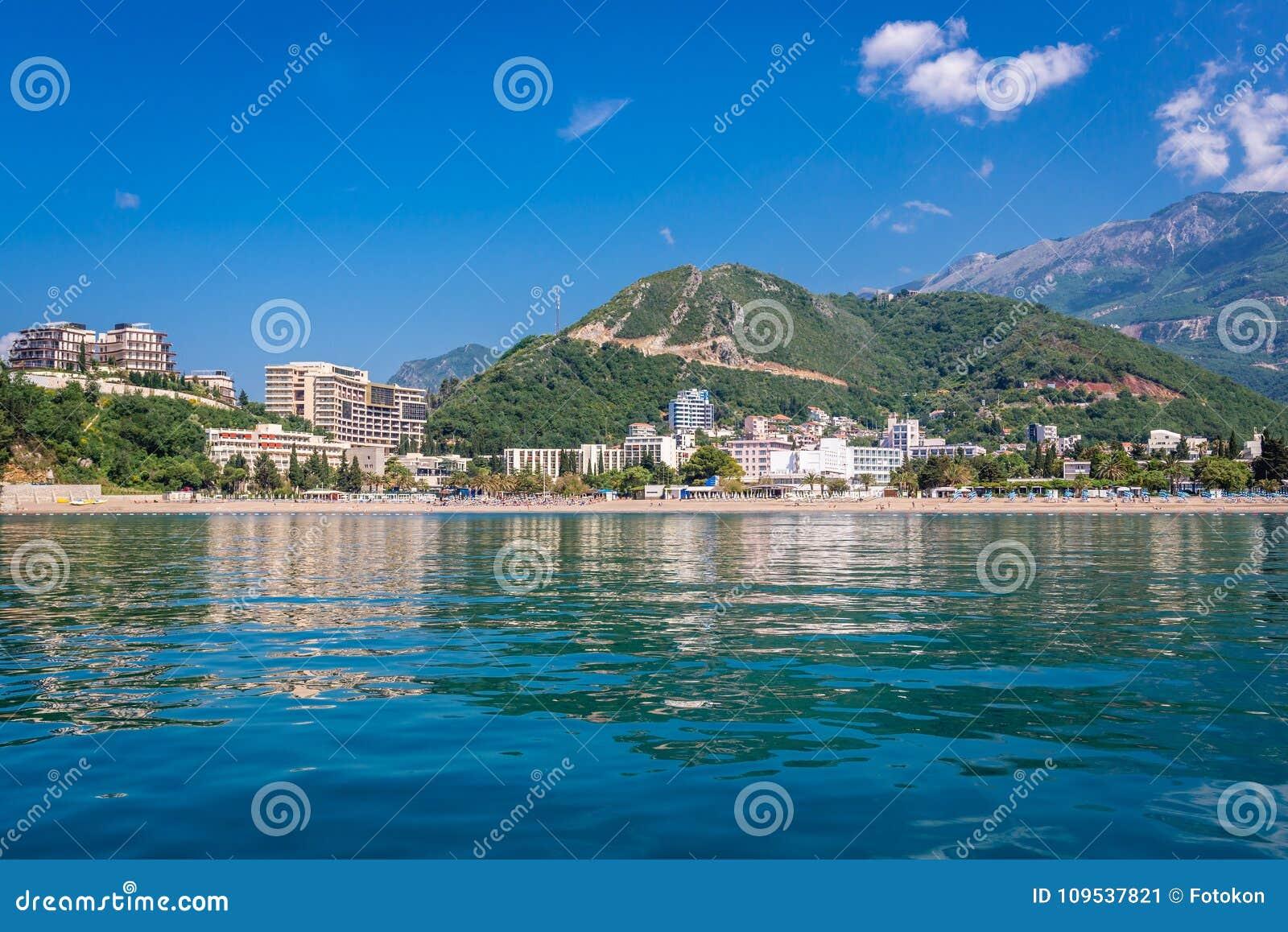 Becici i Montenegro