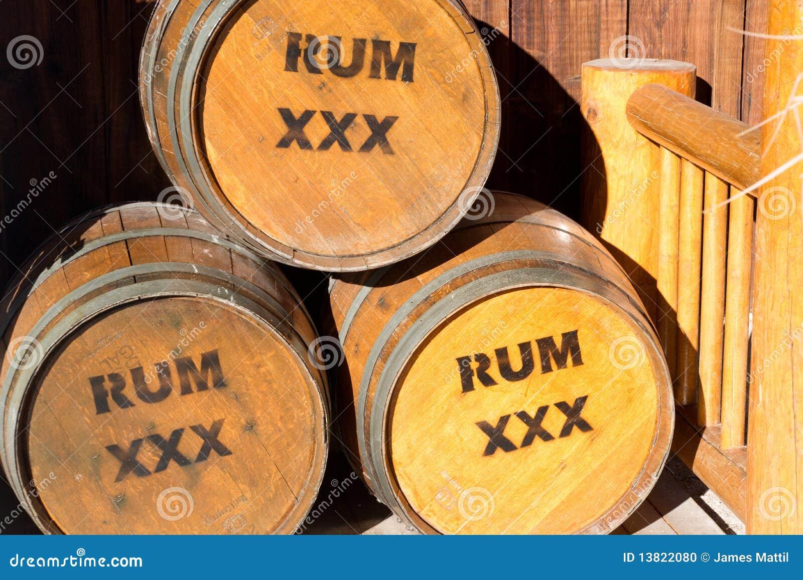 Beczkuje rum