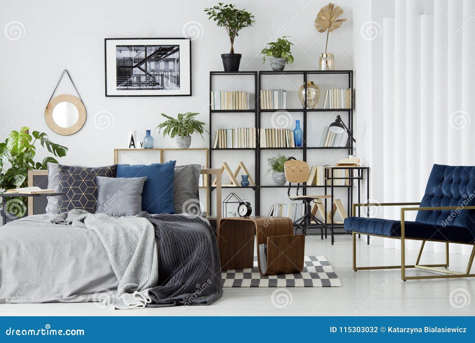 Bed in comfortabel binnenland