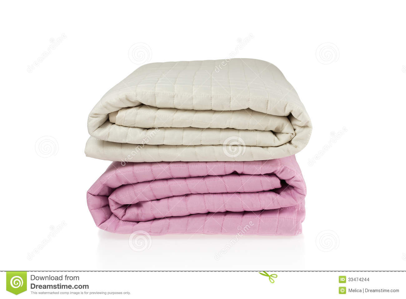 Bed Covers Stock Images Image 33474244