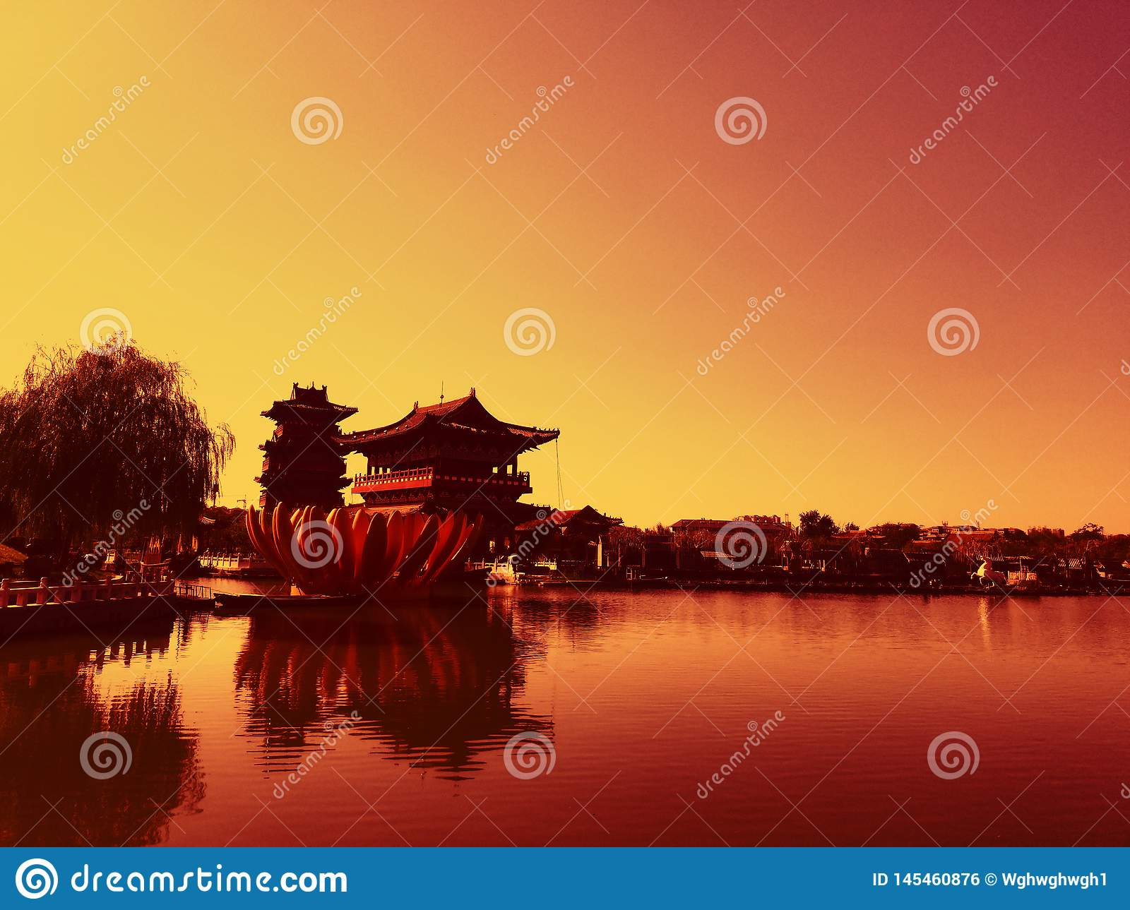 Chinese ancient architecture appreciation