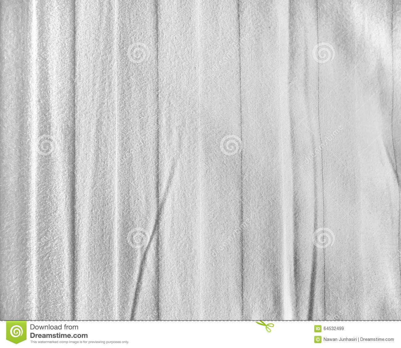 Black and white bed sheets texture - Bed Sheet Texture