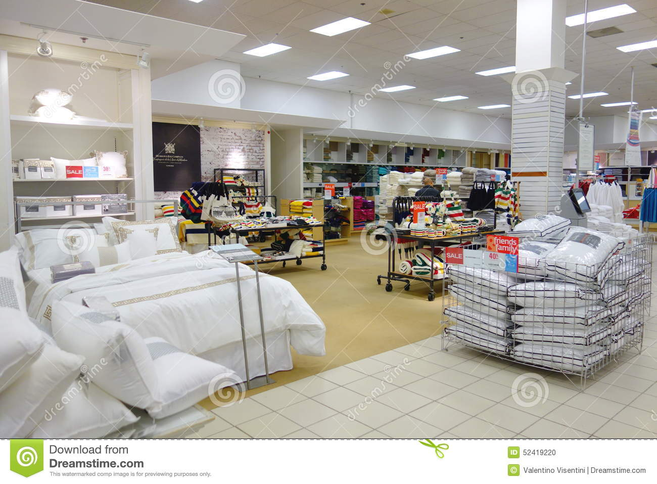Bedding Area Editorial Image Image 52419220