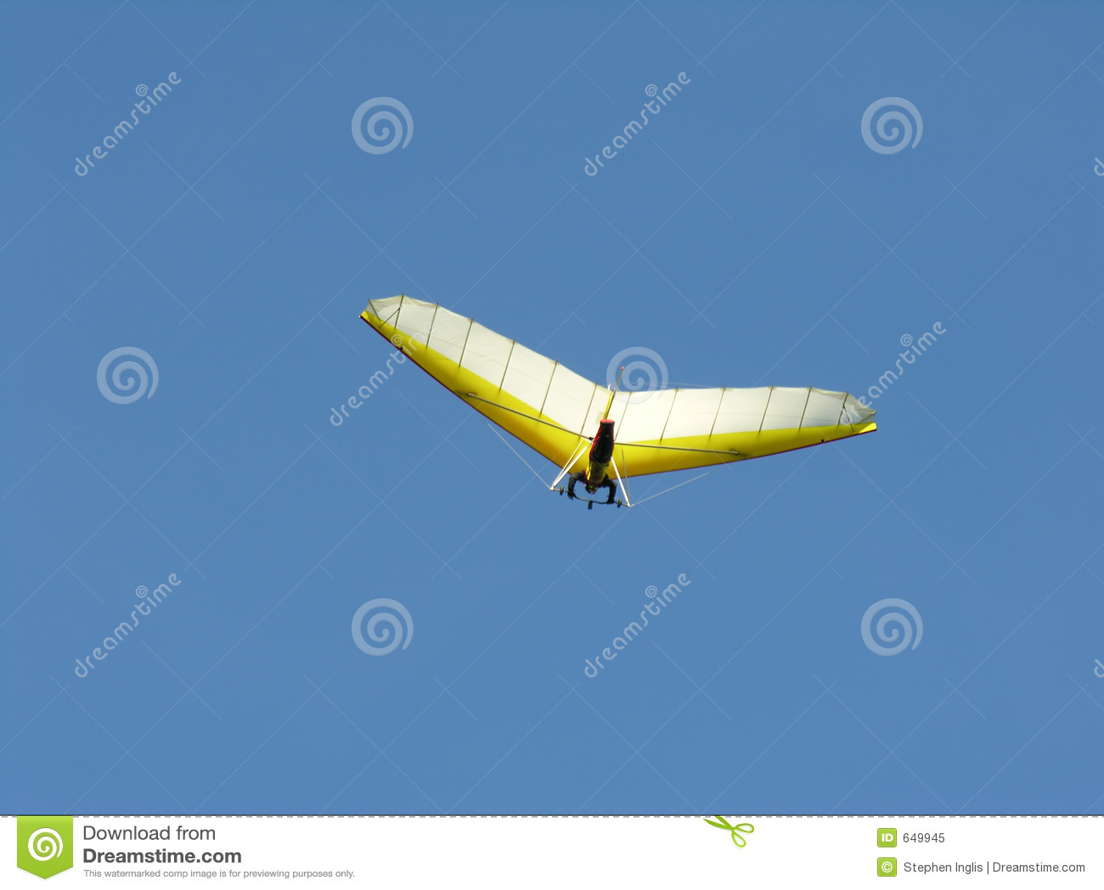 Bedeutungs-Segelflugzeug