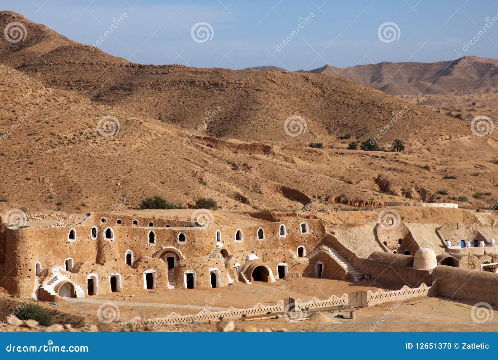 Bedouin House Stock Photo - Image: 12651370