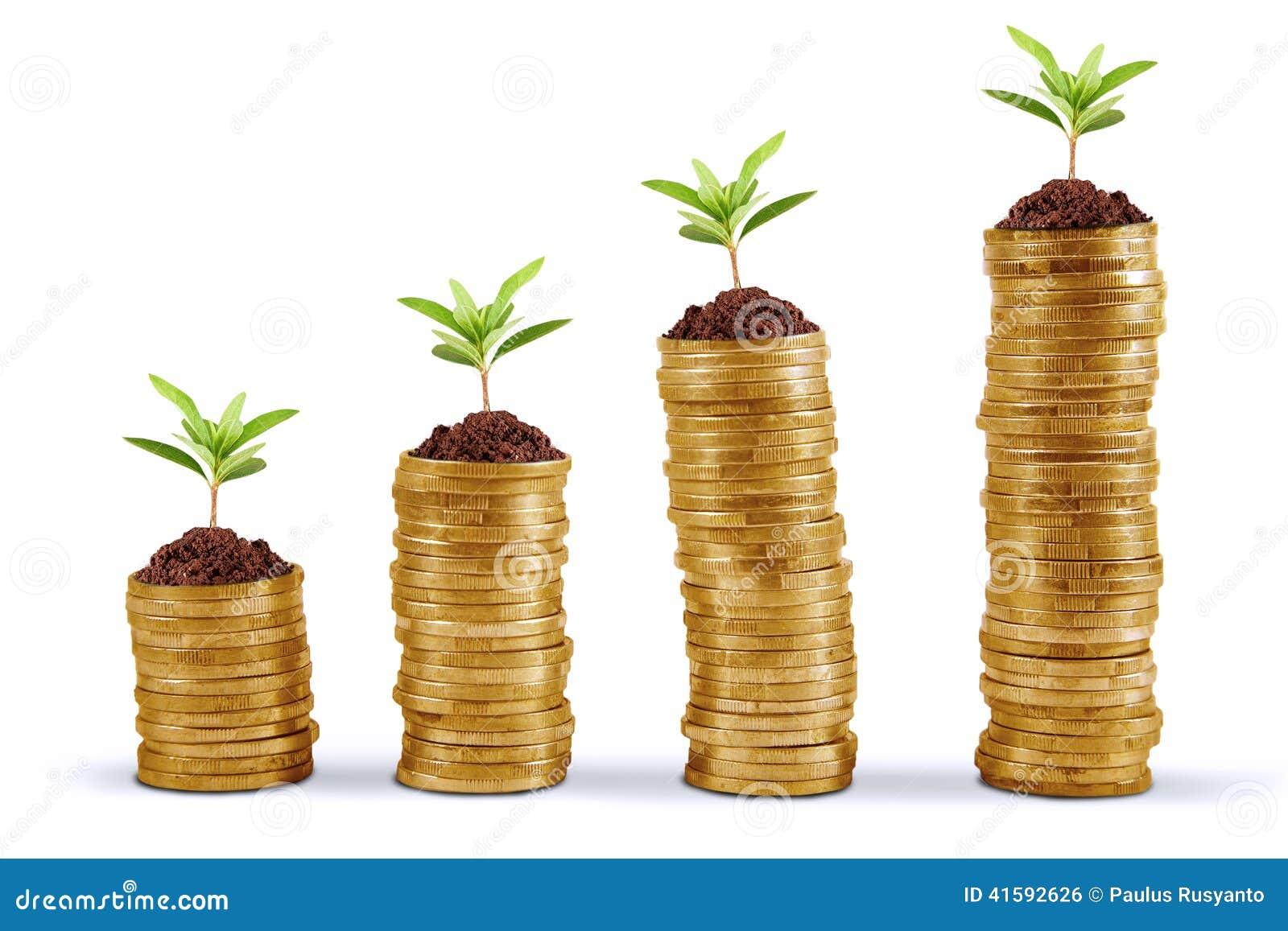 Bedrijfs de groeiconcept