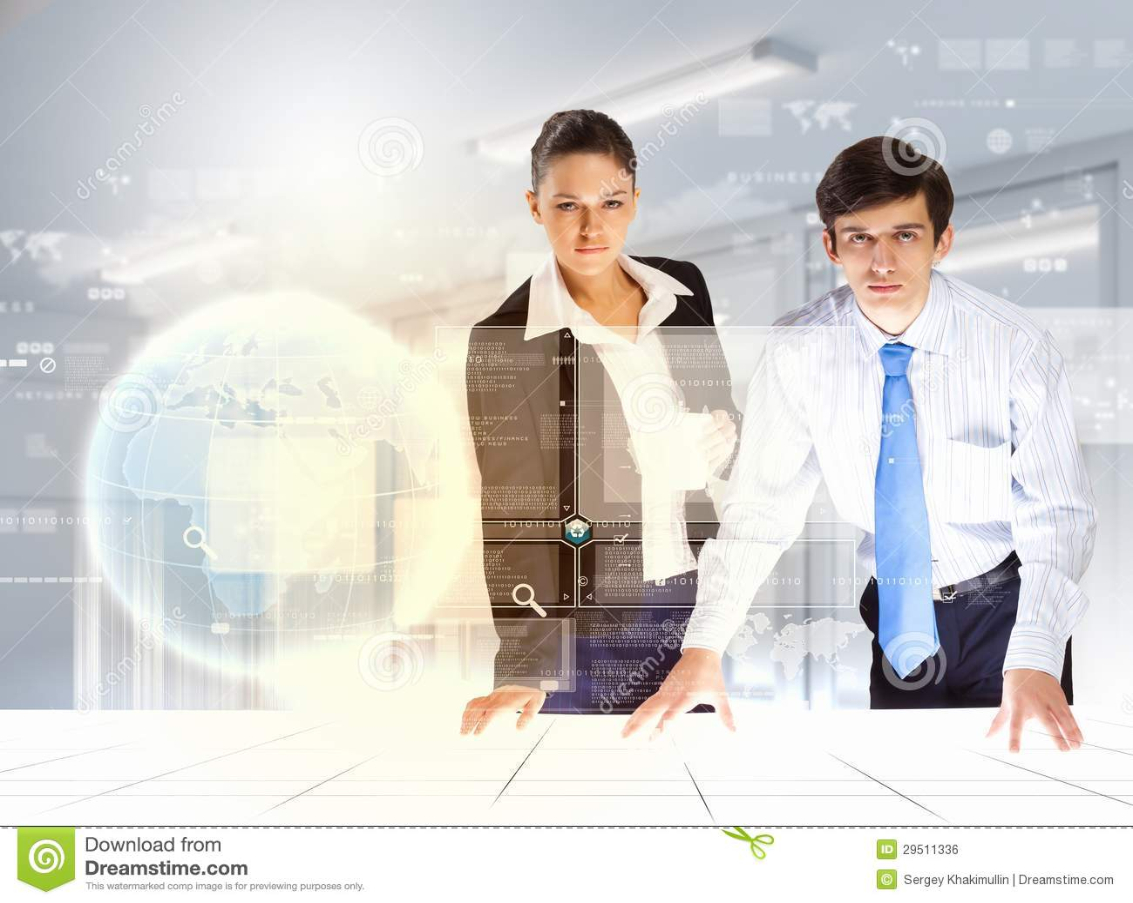 Bedrijfs en communicatie innovaties