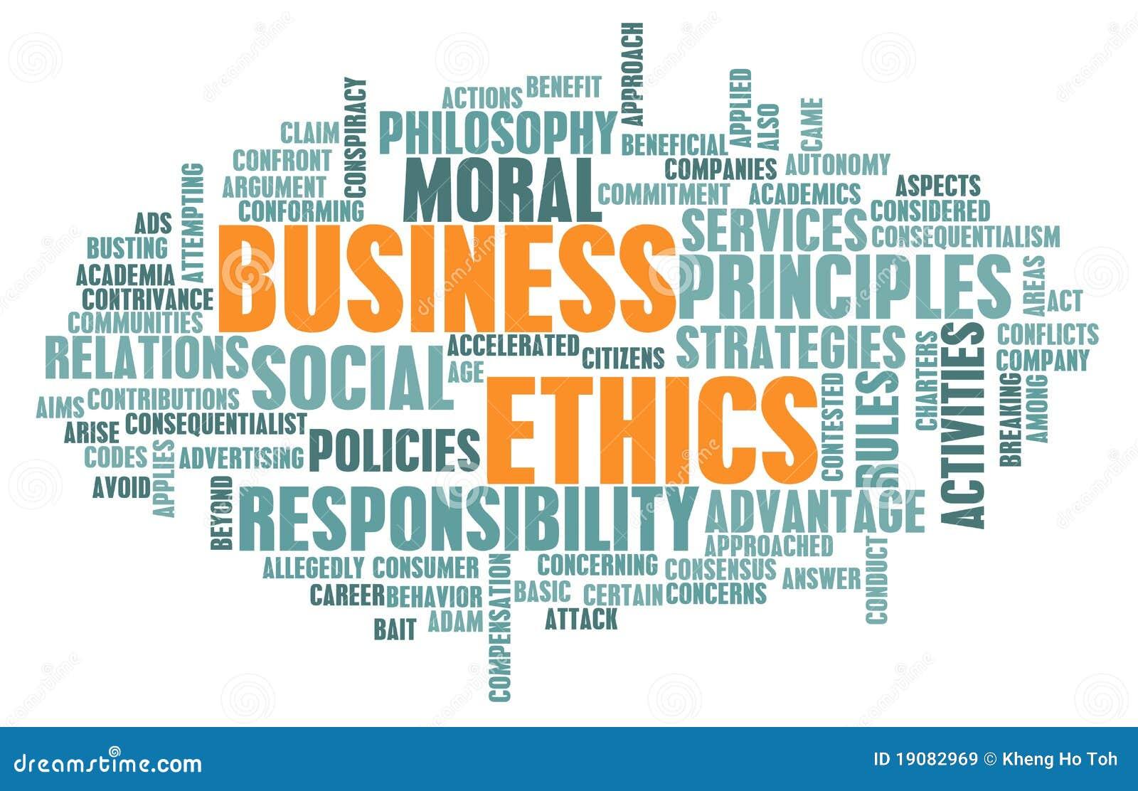 Bedrijfs Ethiek