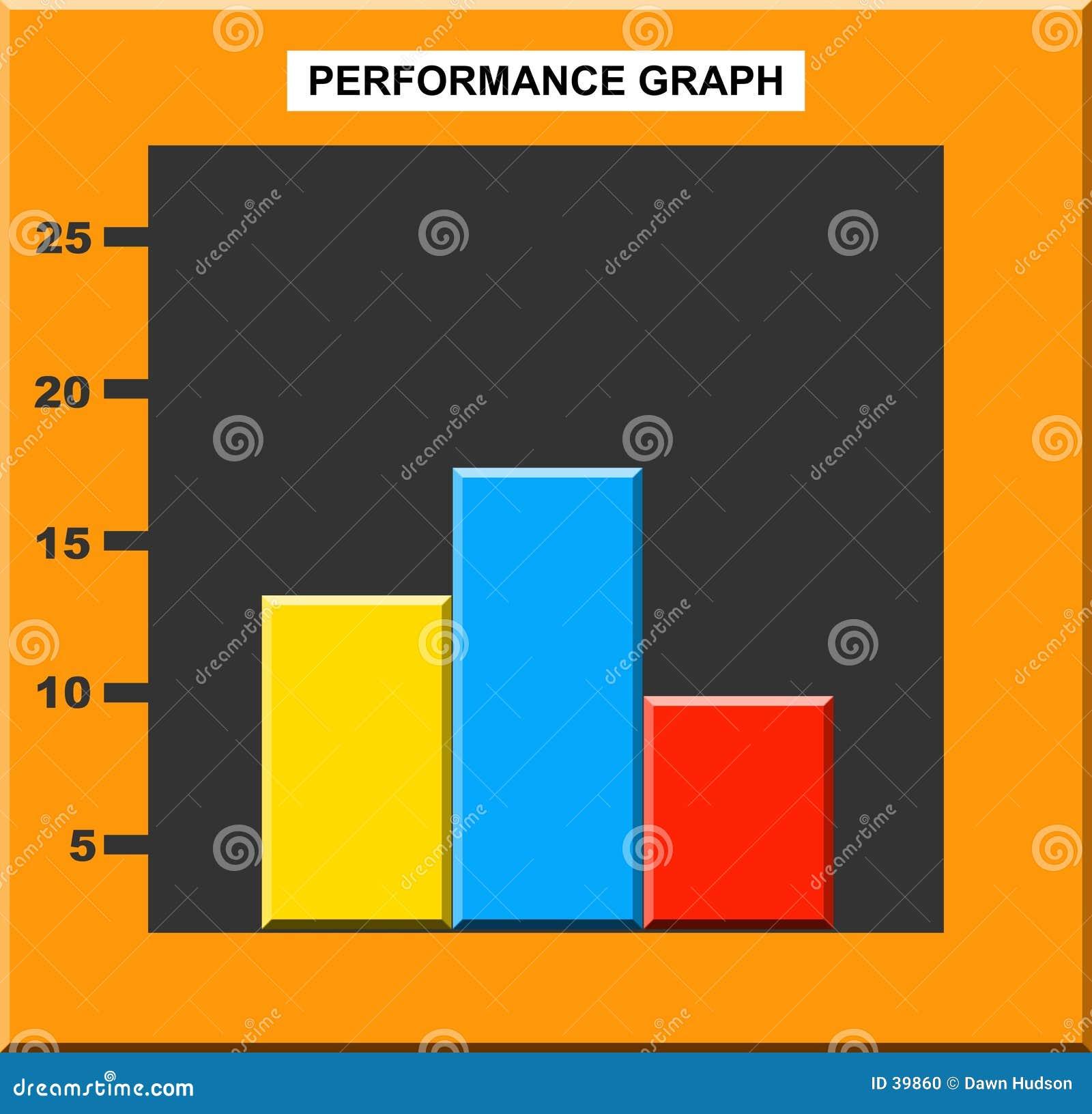 Download Bedrijfs Grafiek stock illustratie. Illustratie bestaande uit illustraties - 39860