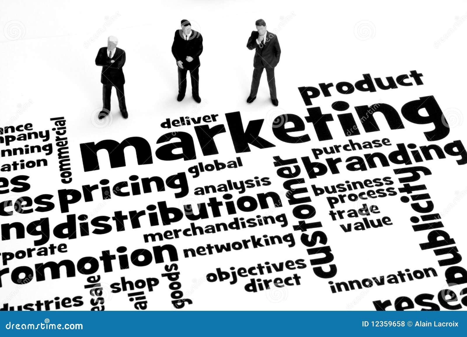 Bedrijfs marketing