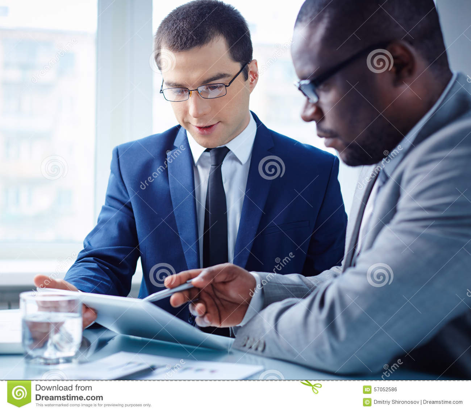 Bedrijfs planning