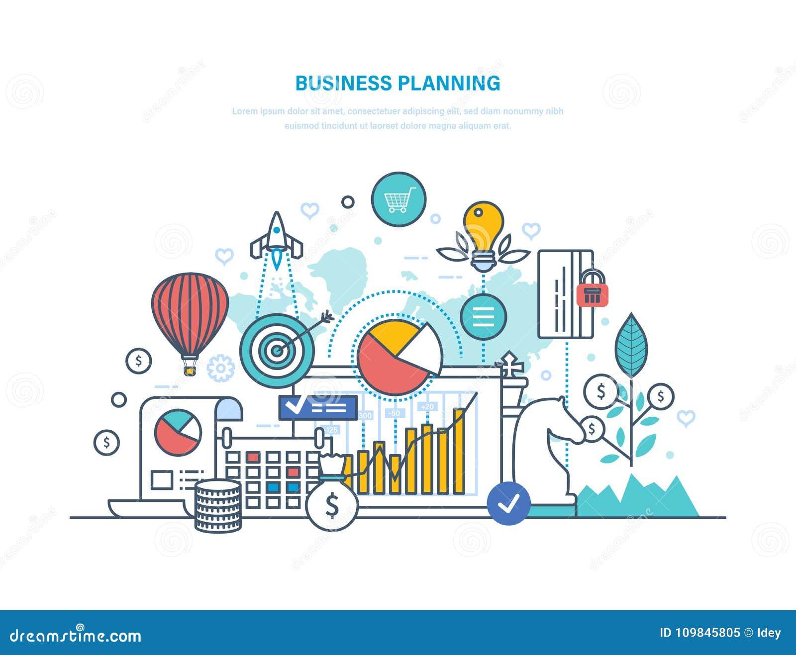 Bedrijfs planning Prestatiesevaluatie, organisatie, werkschemacontrole, tijdbeheer
