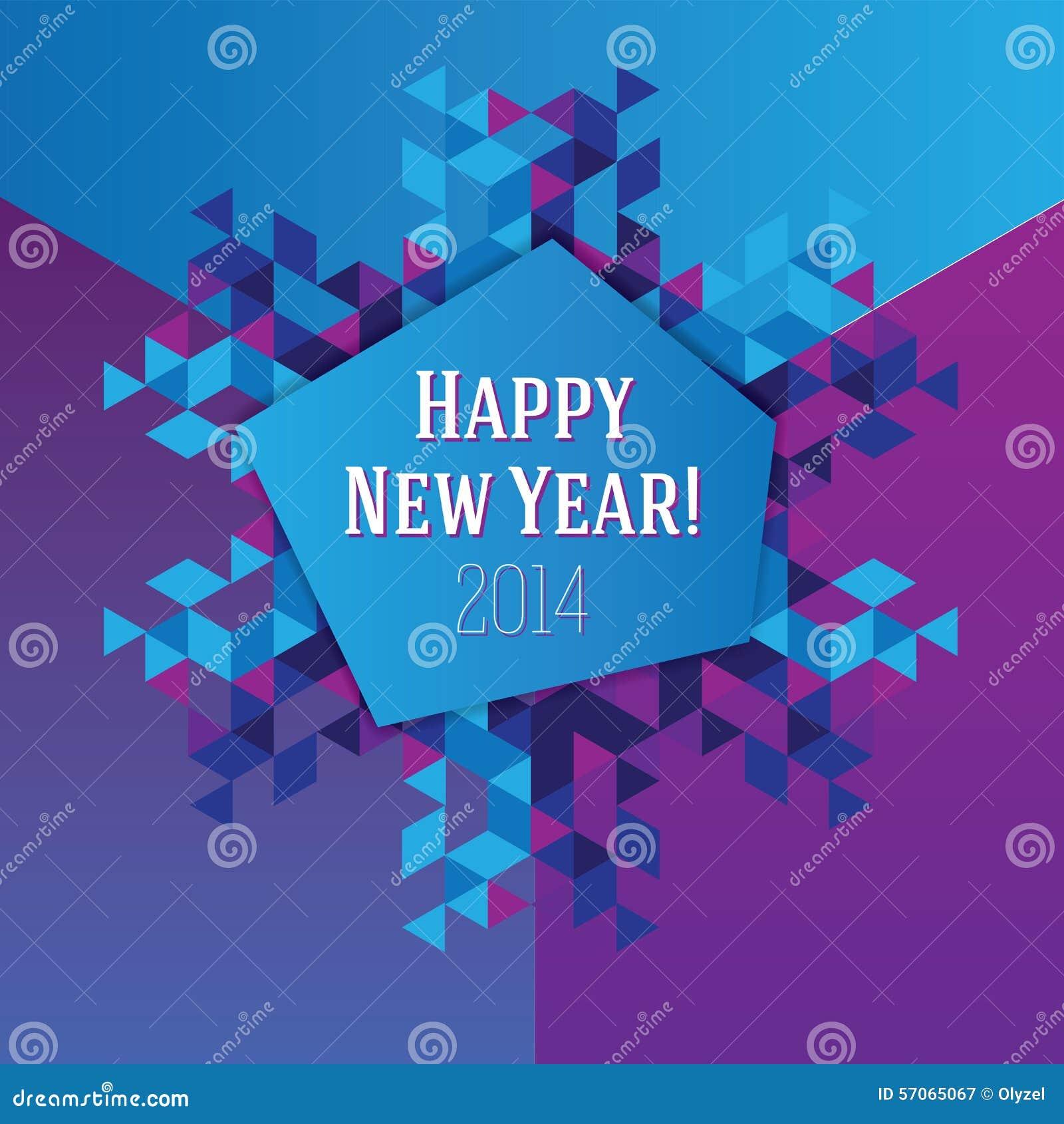 Bedrijfsgroetkerstmis en Nieuwe jaarkaart