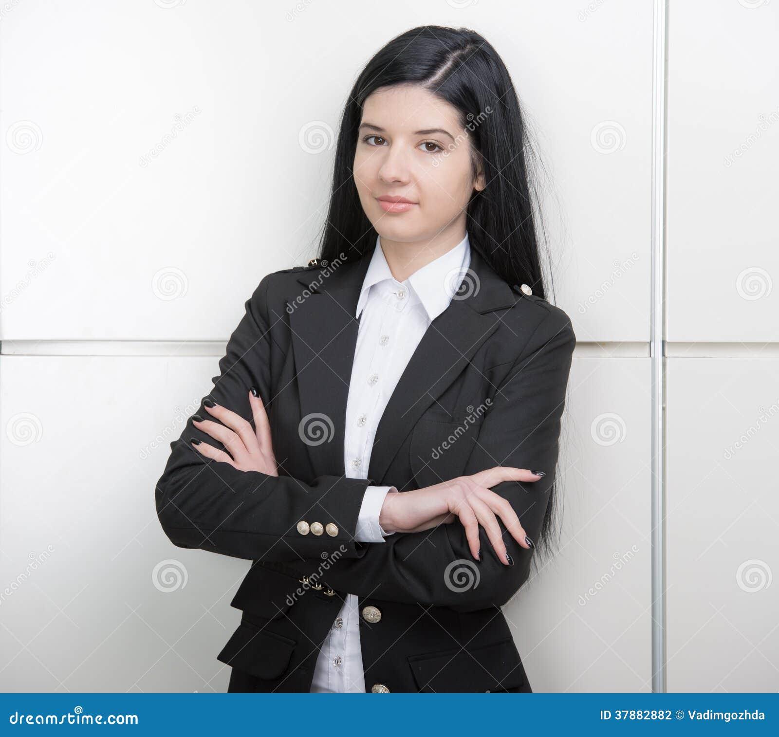 Bedrijfsvrouw