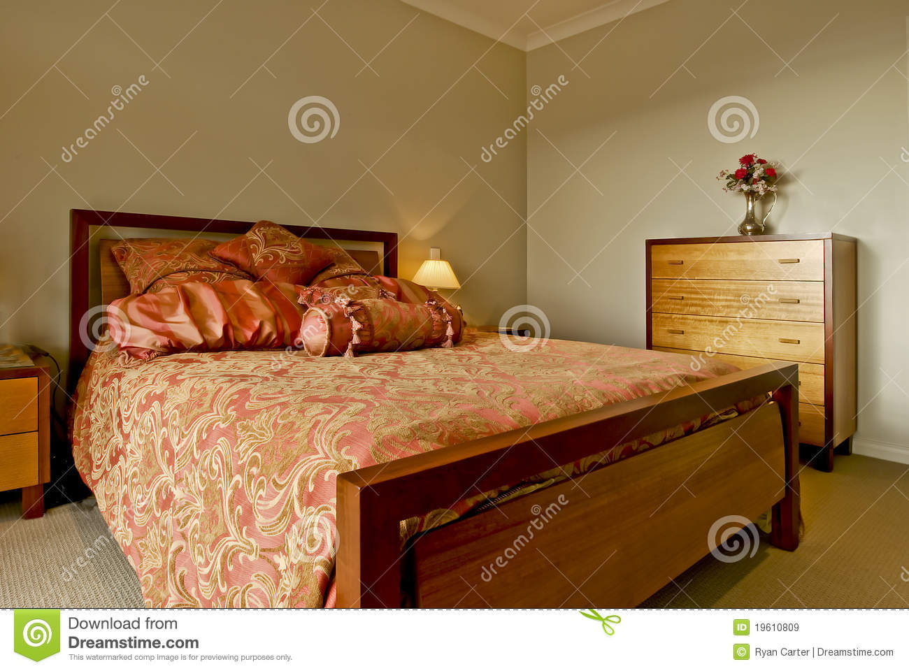 Bedroom royalty free stock images image 19610809 - Bedroom images ...