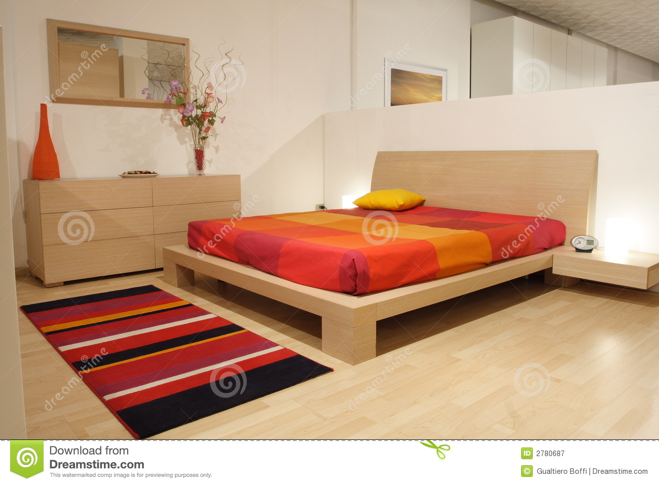 bedroom royalty free stock photography image 2780687