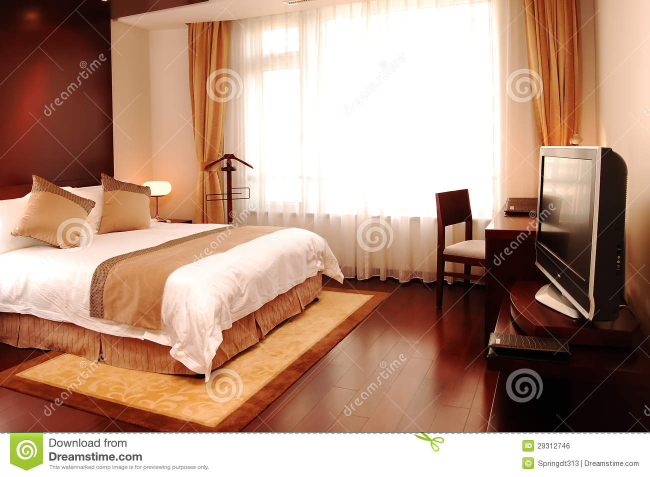 Bedroom royalty free stock image image 29312746 - Image bed room ...