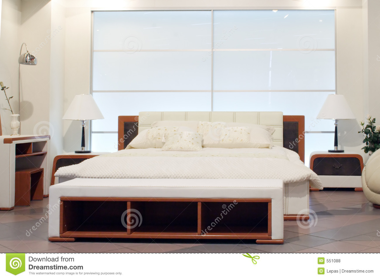 Bedroom royalty free stock photos image 551088 - Image bed room ...