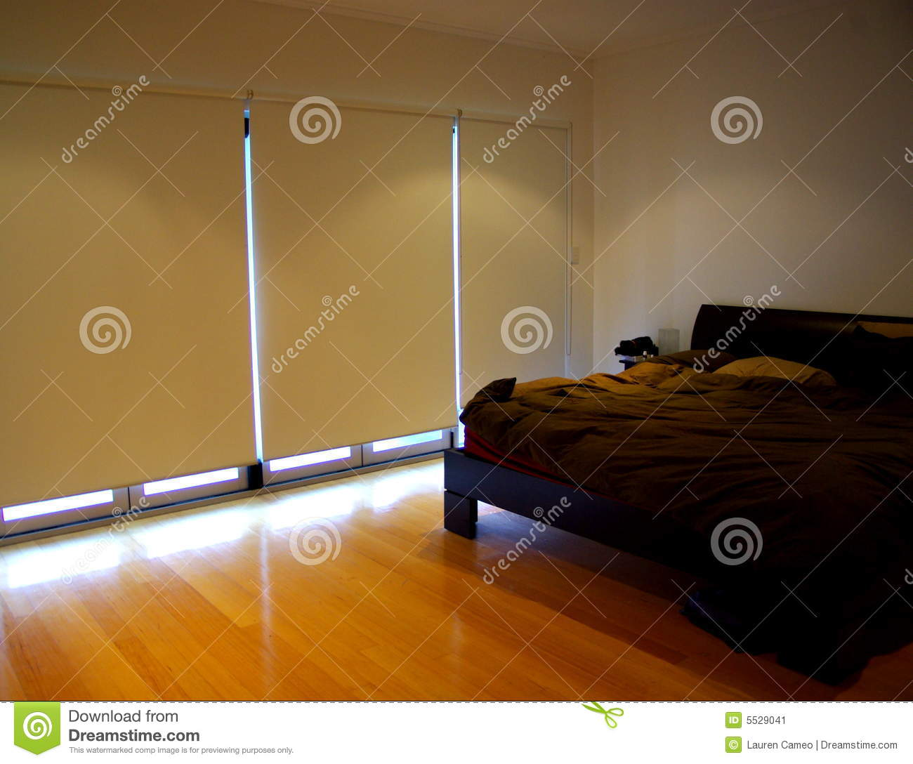 Blinds Stock Photos Images  Pictures  Images - Bedroom blinds