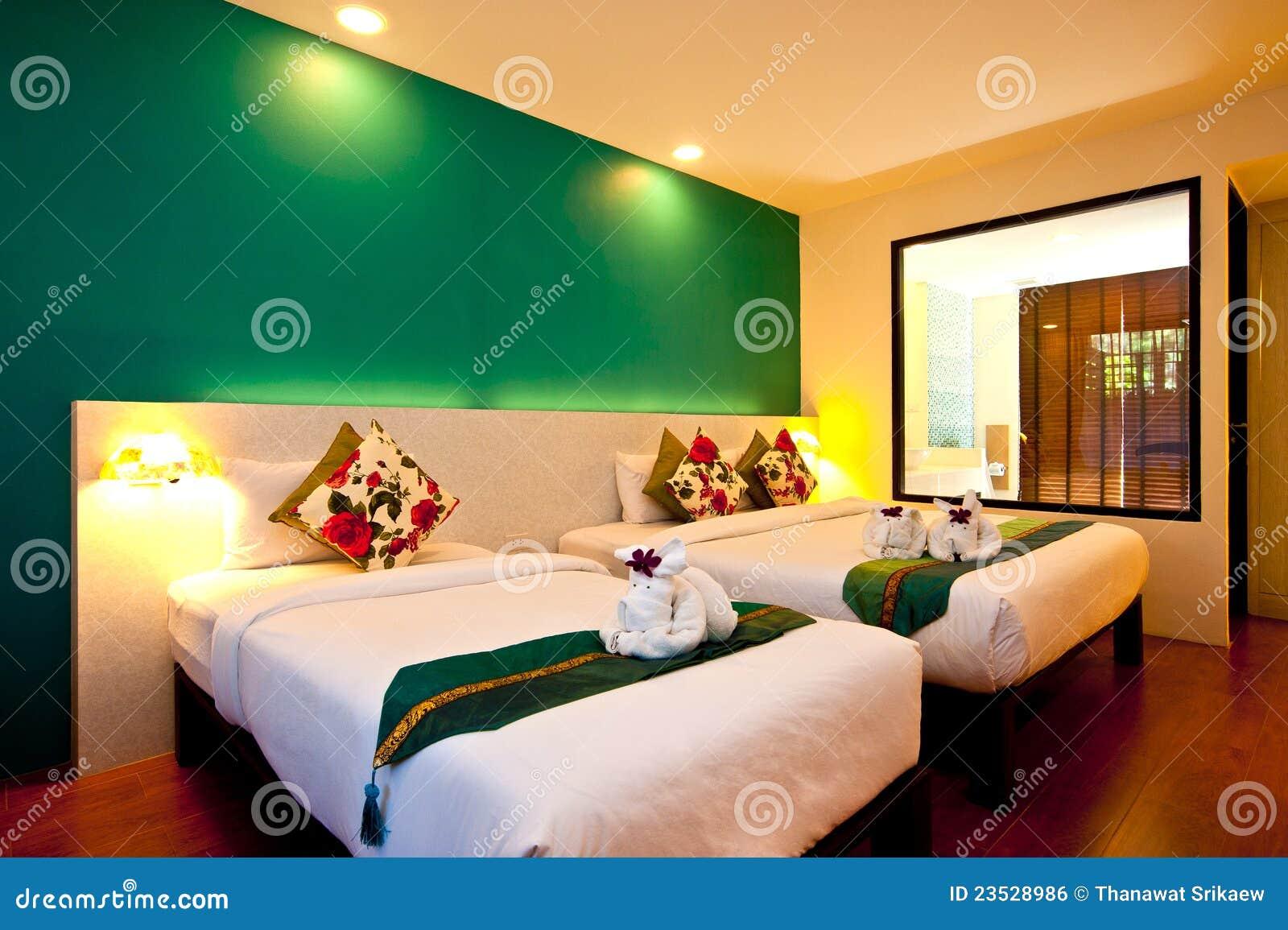 Bedroom Hotel Series 01