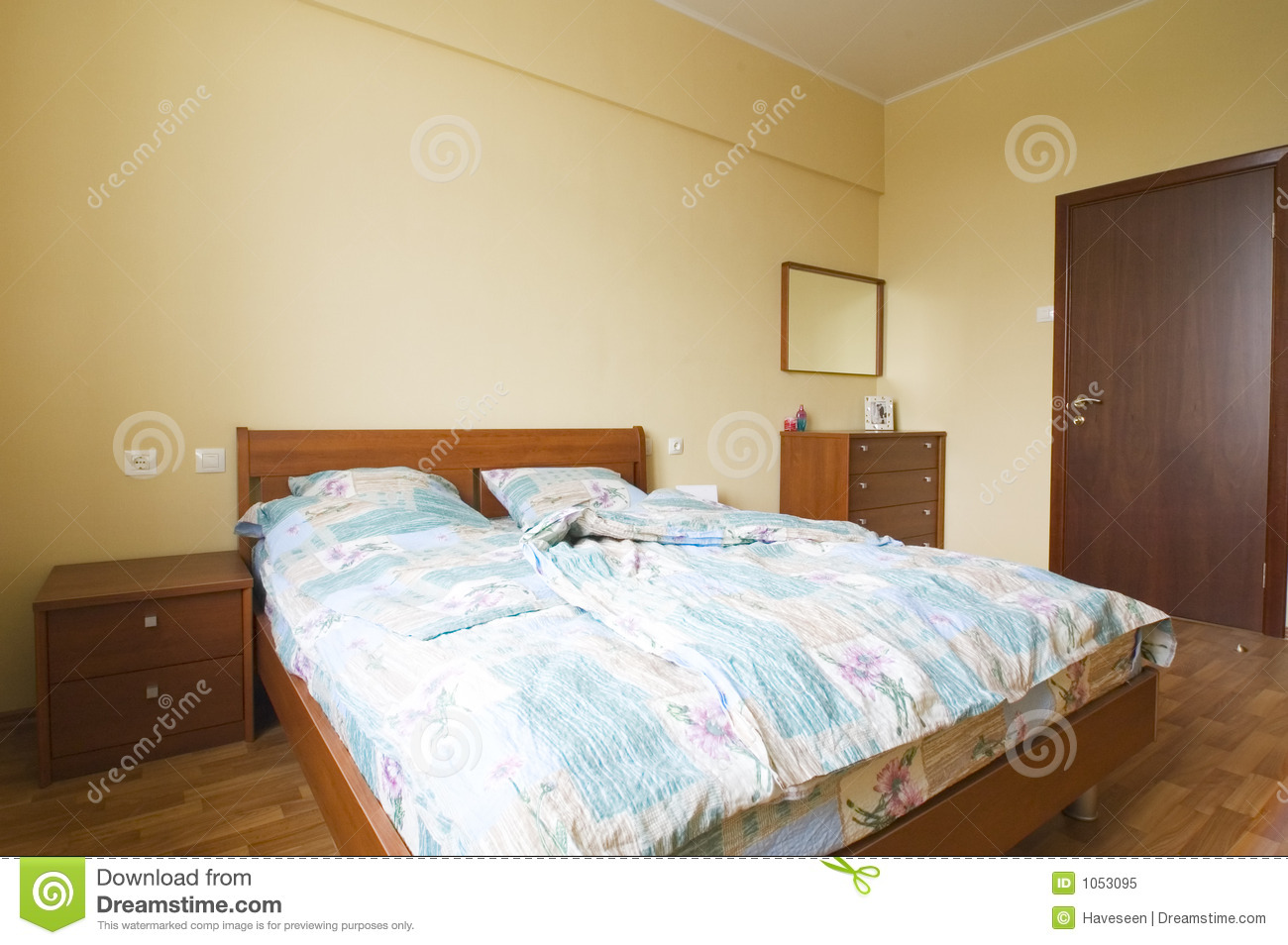 Bedroom interior royalty free stock photo image 1053095 - Bed room photo ...