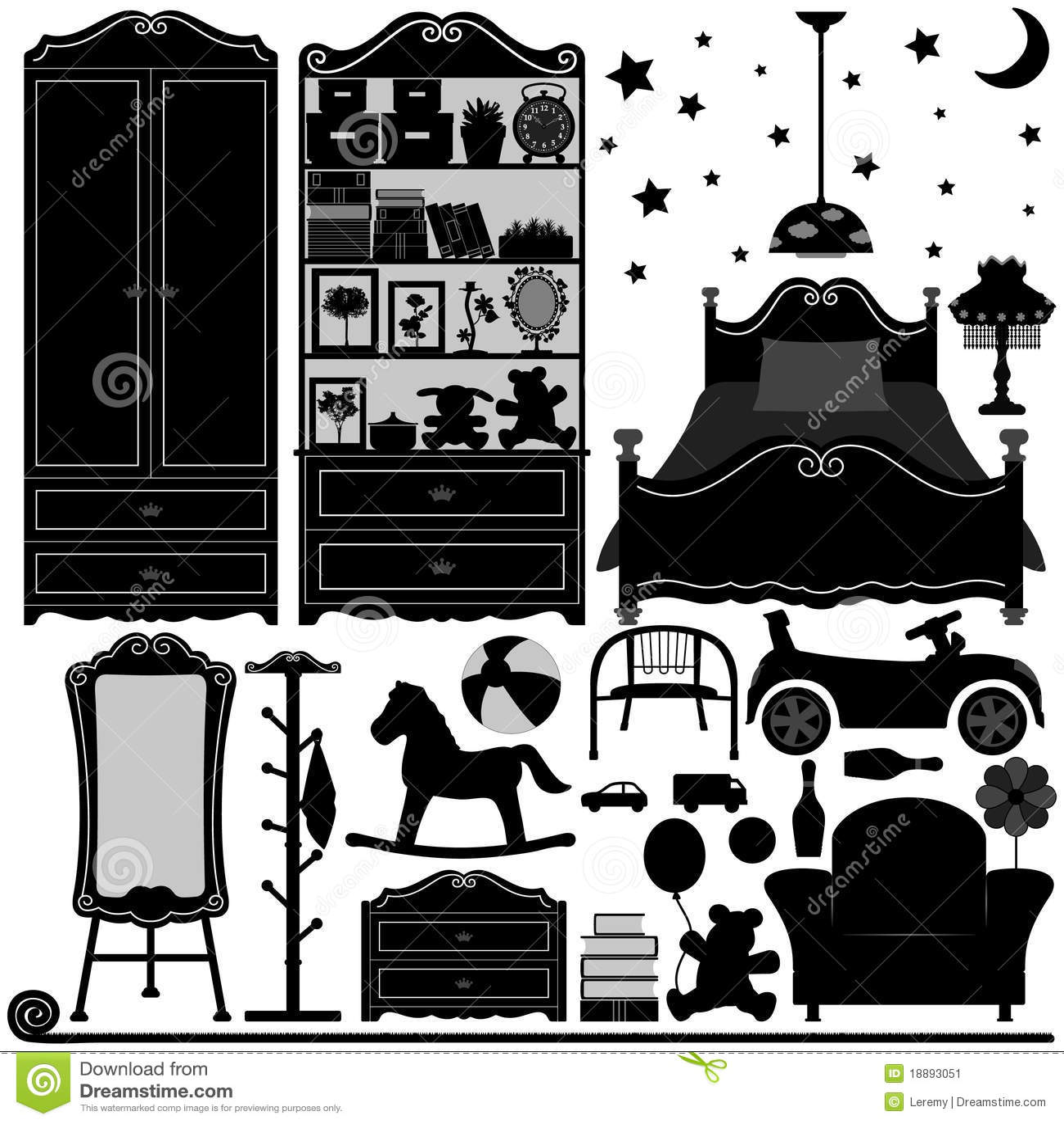 Bedroom Interior Design Home Room
