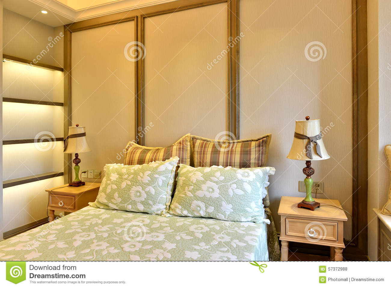 Bedroom stock photo image 57372988 for Glass ceiling bedroom