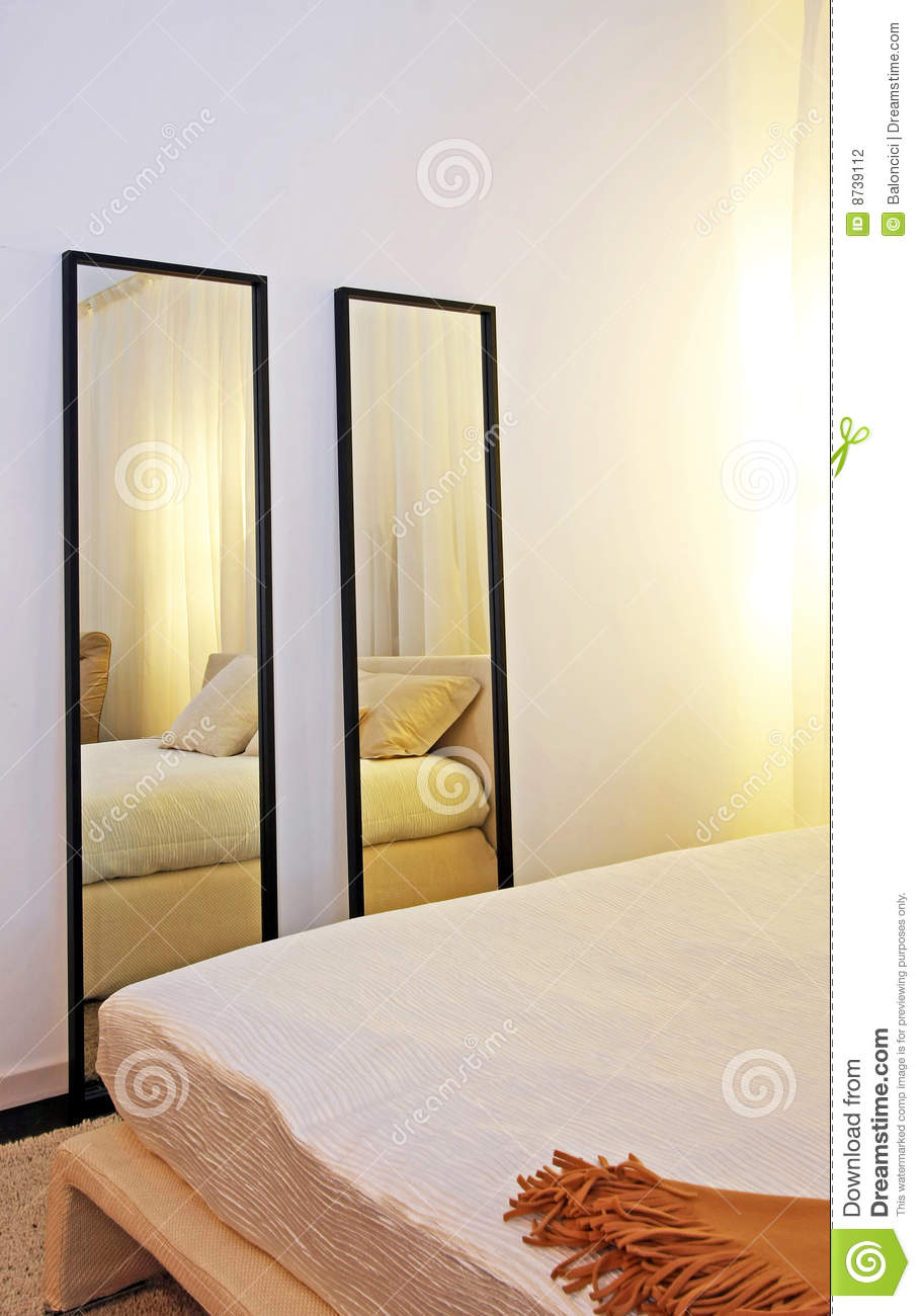 Mirrors Bedroom Bedroom Mirrors Stock Photography Image 8739112