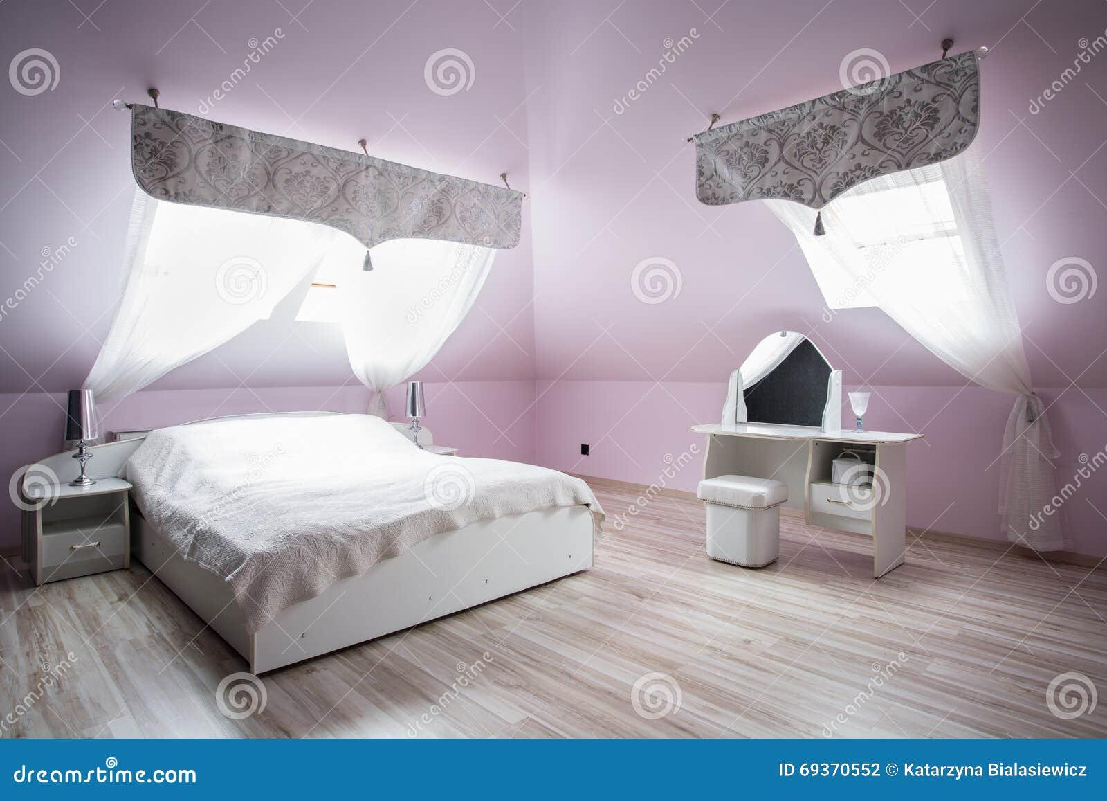Bedroom For Romantic Couple Stock Photo Image 69370552