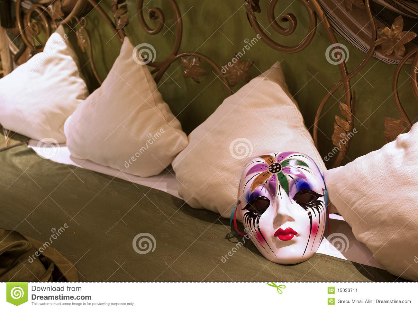 bedroom secrets stock image image 15033711