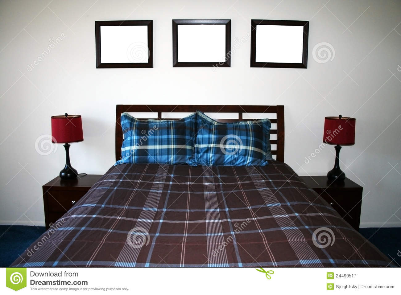 royalty free stock photography bedroom set