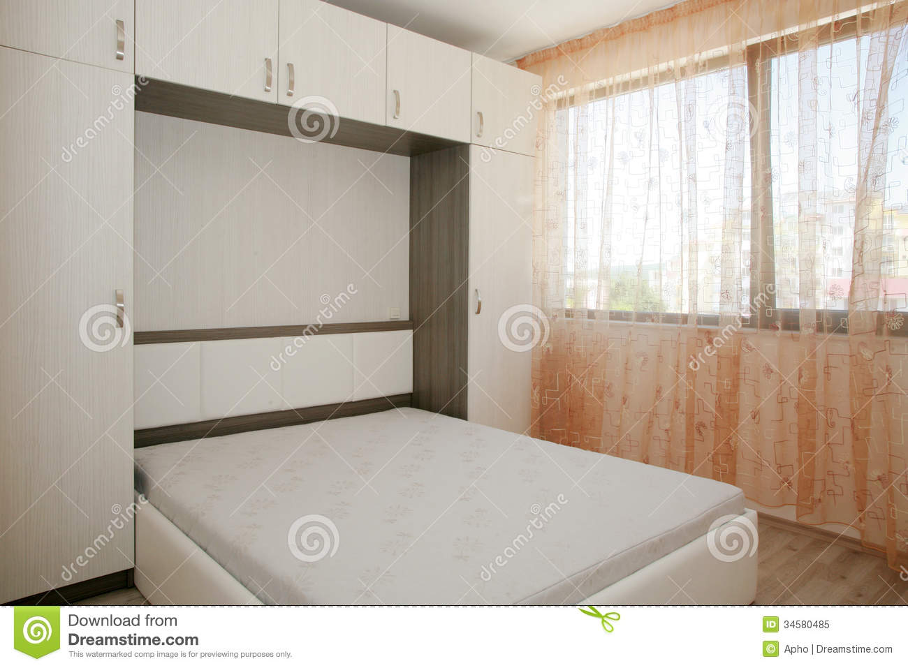 Small bedroom with wardrobe all blog custom - Design for small spaces bedroom model ...