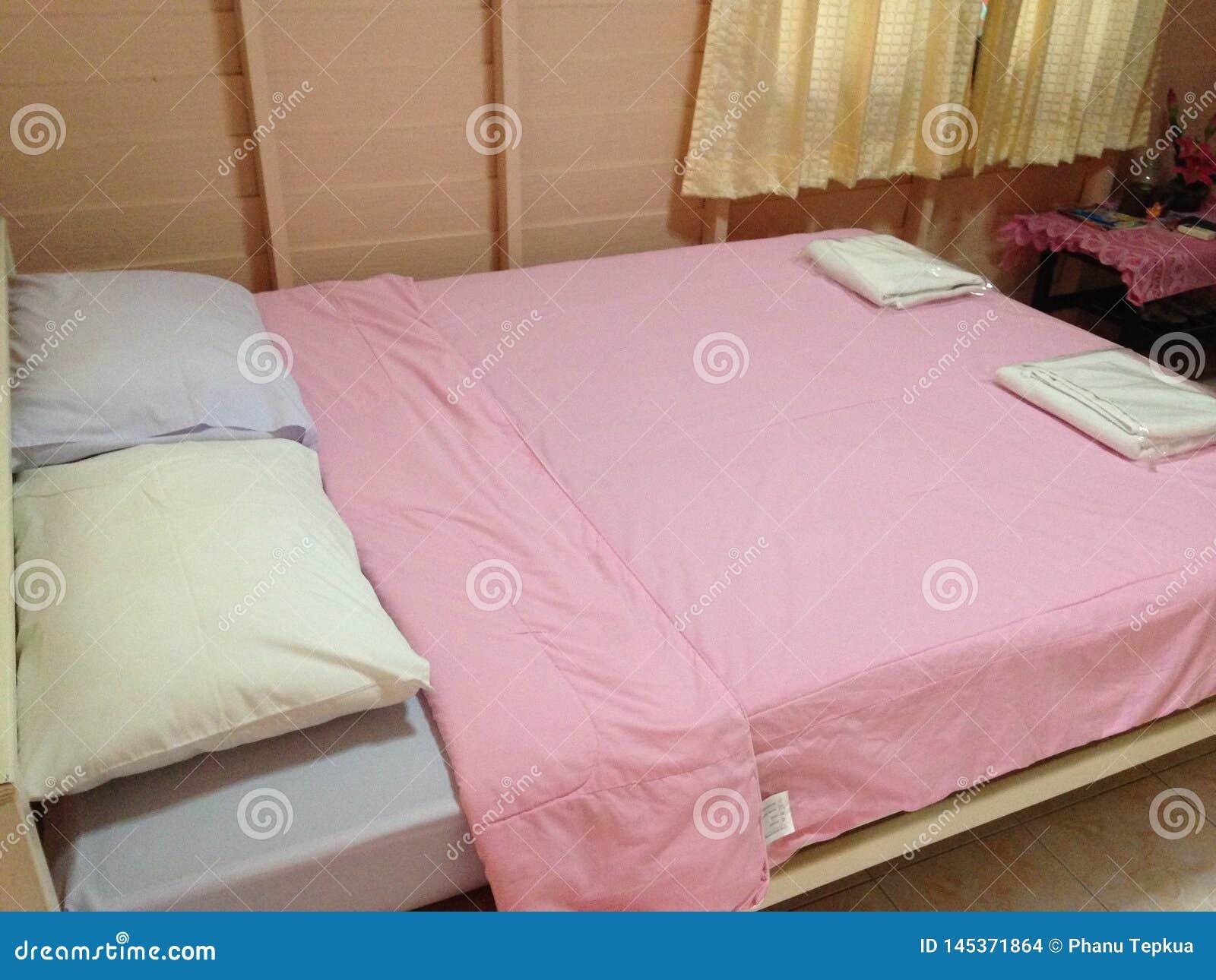 Bedroom in Thai resort style