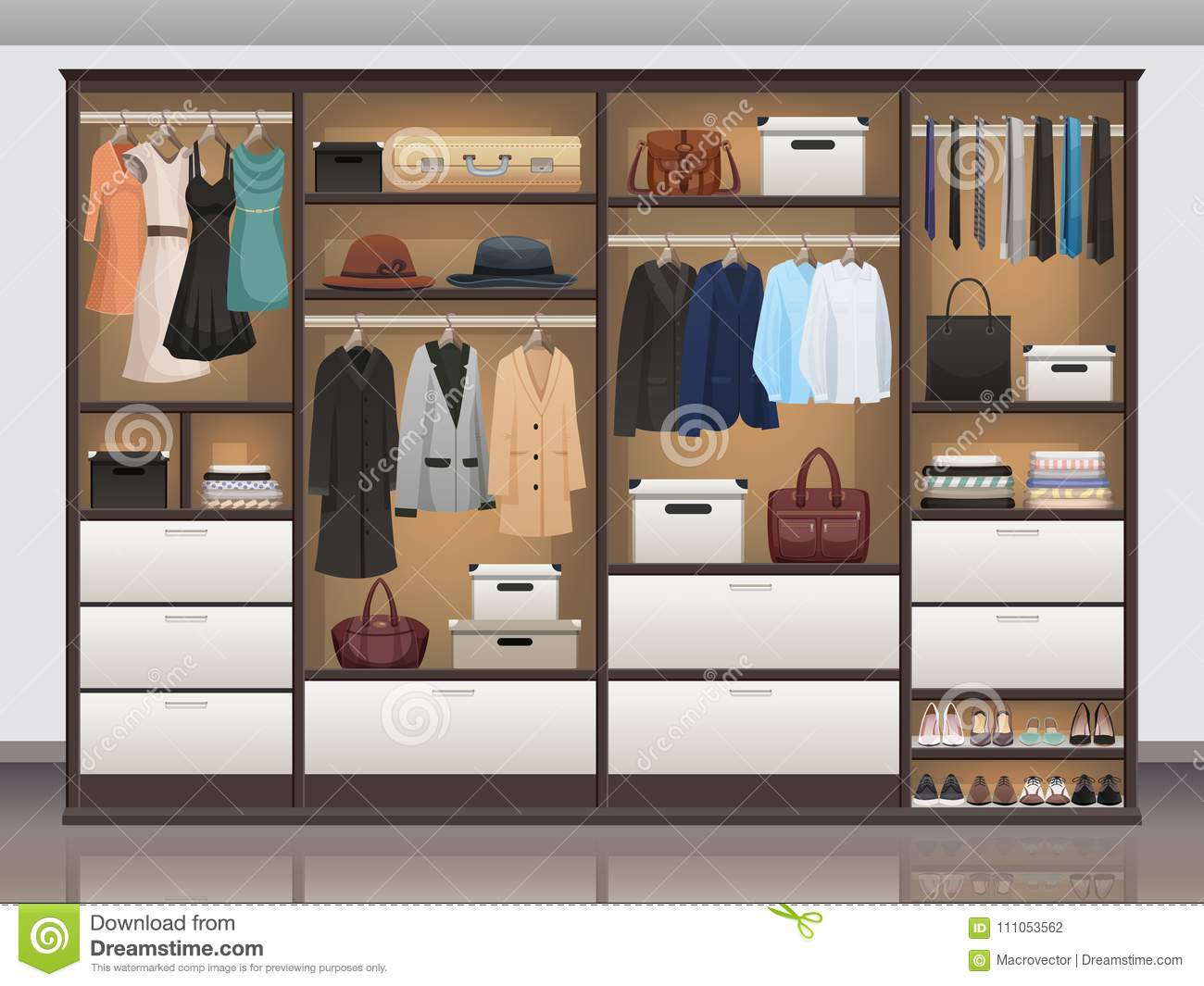 your armoire style add hanging wardrobe room closet to of image best closets pictures