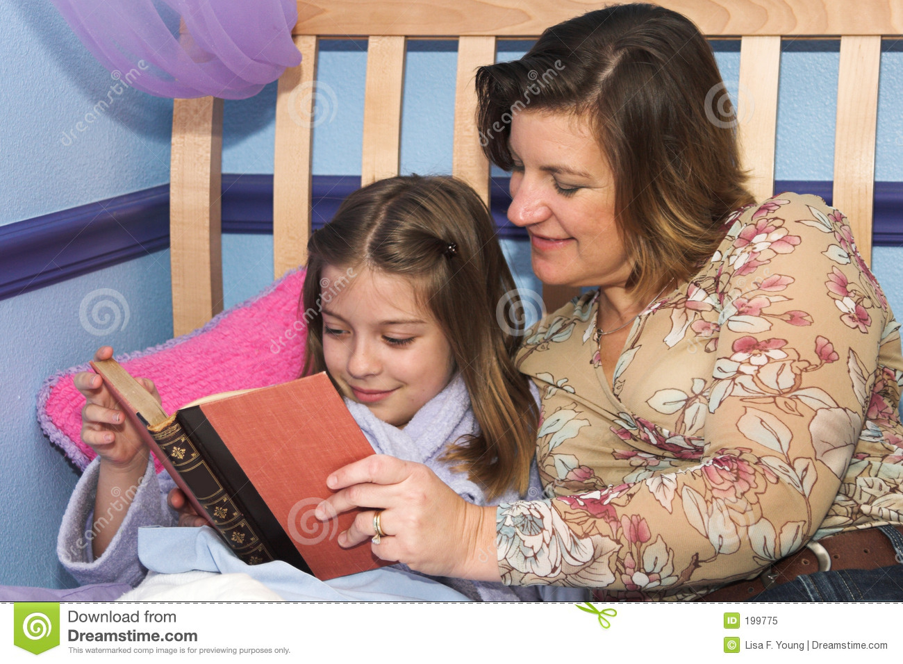 Bedtime stories stock image image of person learn for Bed stories online