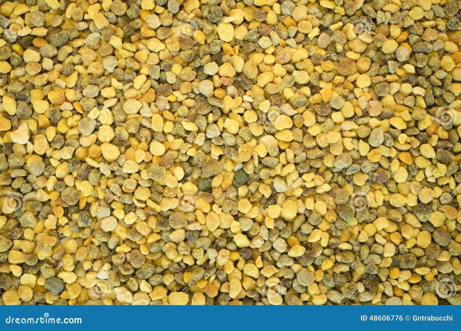 Bee pollen seeds