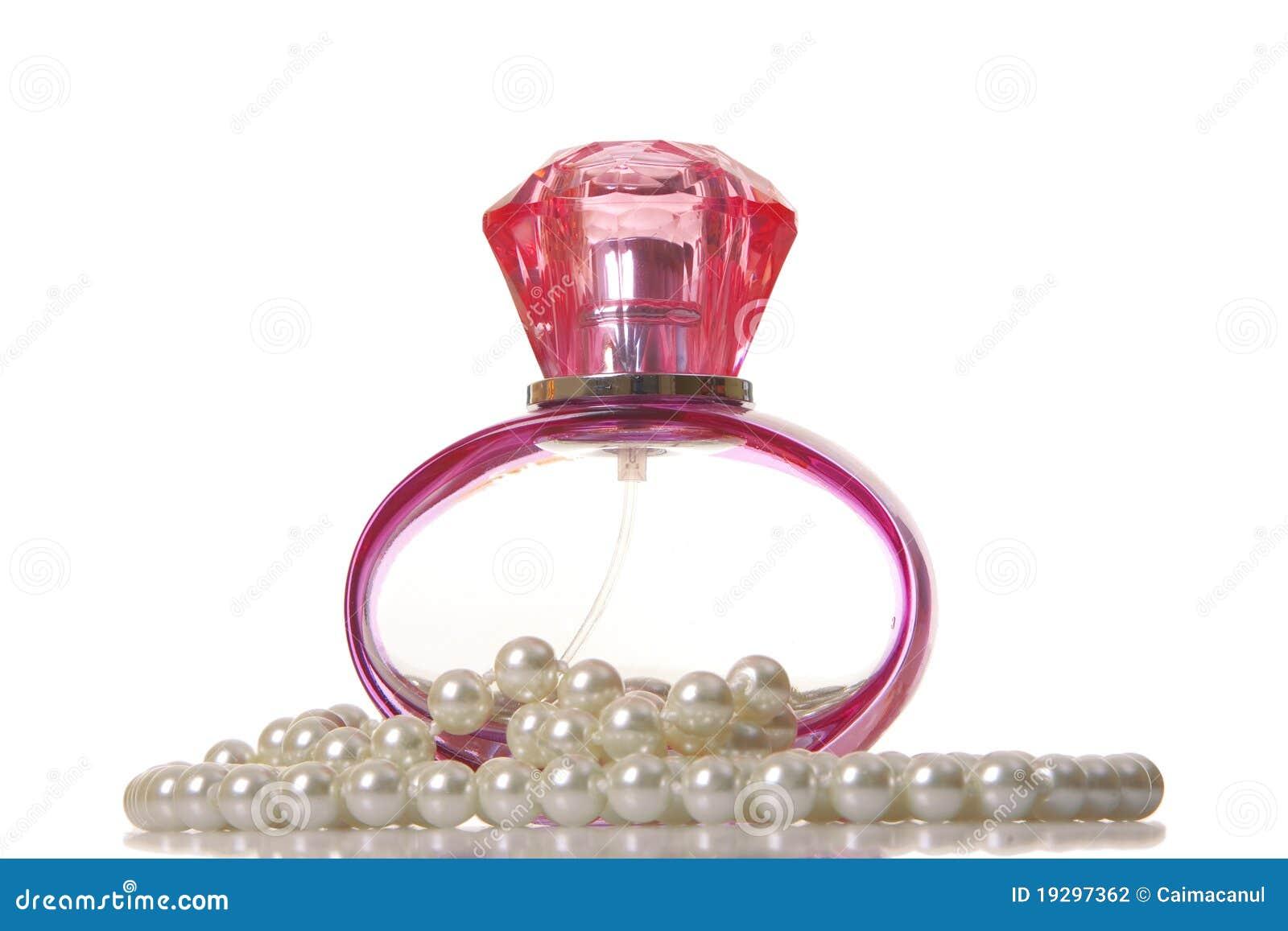 Beeds butelki szkła perły pachnidło