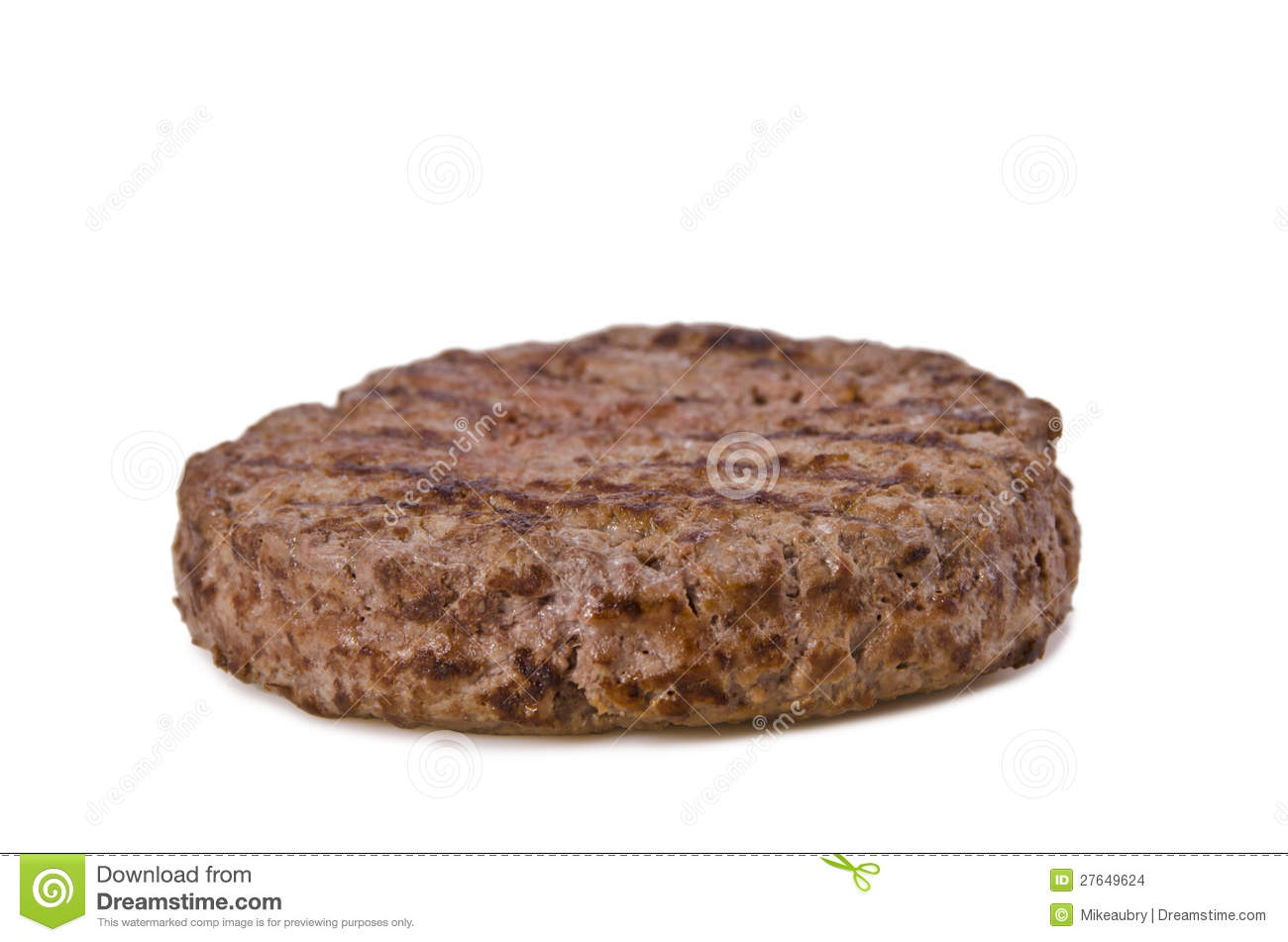 Beef Burger Stock Images - Image: 27649624