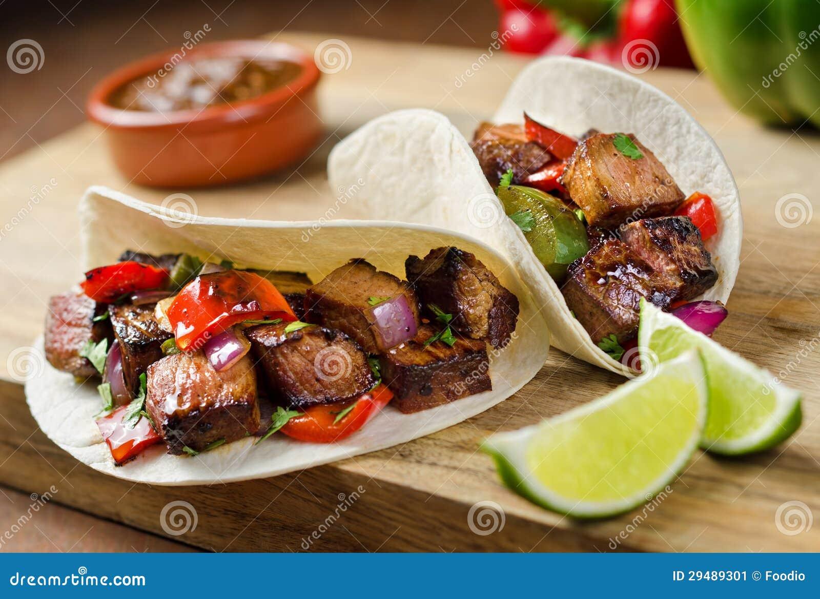 Beef Fajitas Stock Image - Image: 29489301