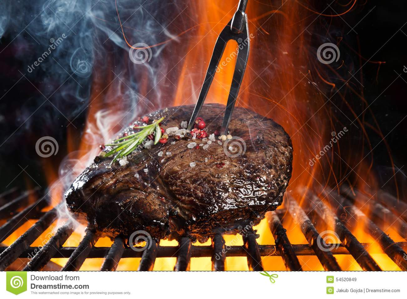 how to cook beef steak on grill