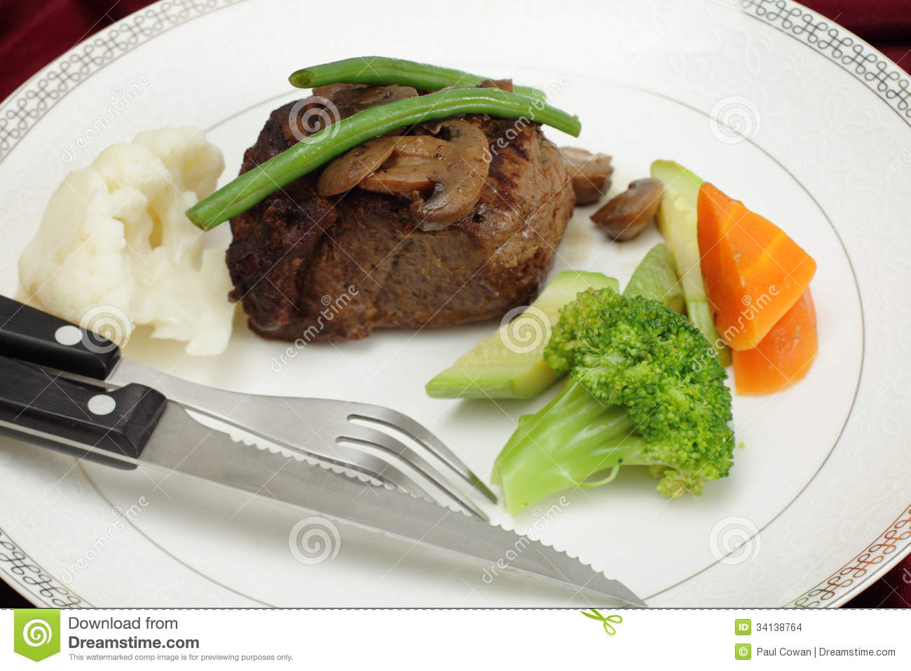 beef tournedos how to cook