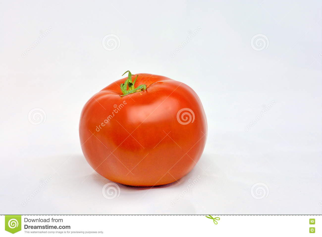 Download Beefsteak Tomato stock photo. Image of colorful, white - 72865040