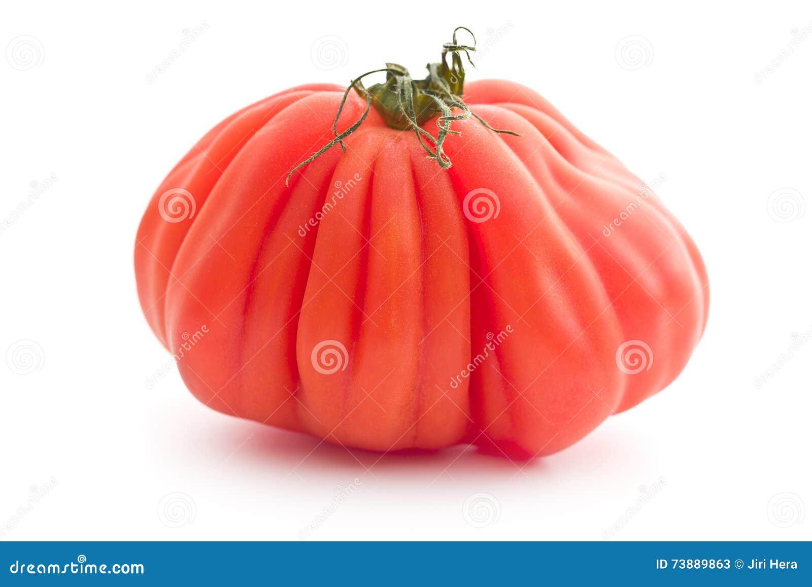 Download Beefsteak Tomatoes. Coeur De Boeuf. Stock Image - Image of harvest, fresh: 73889863
