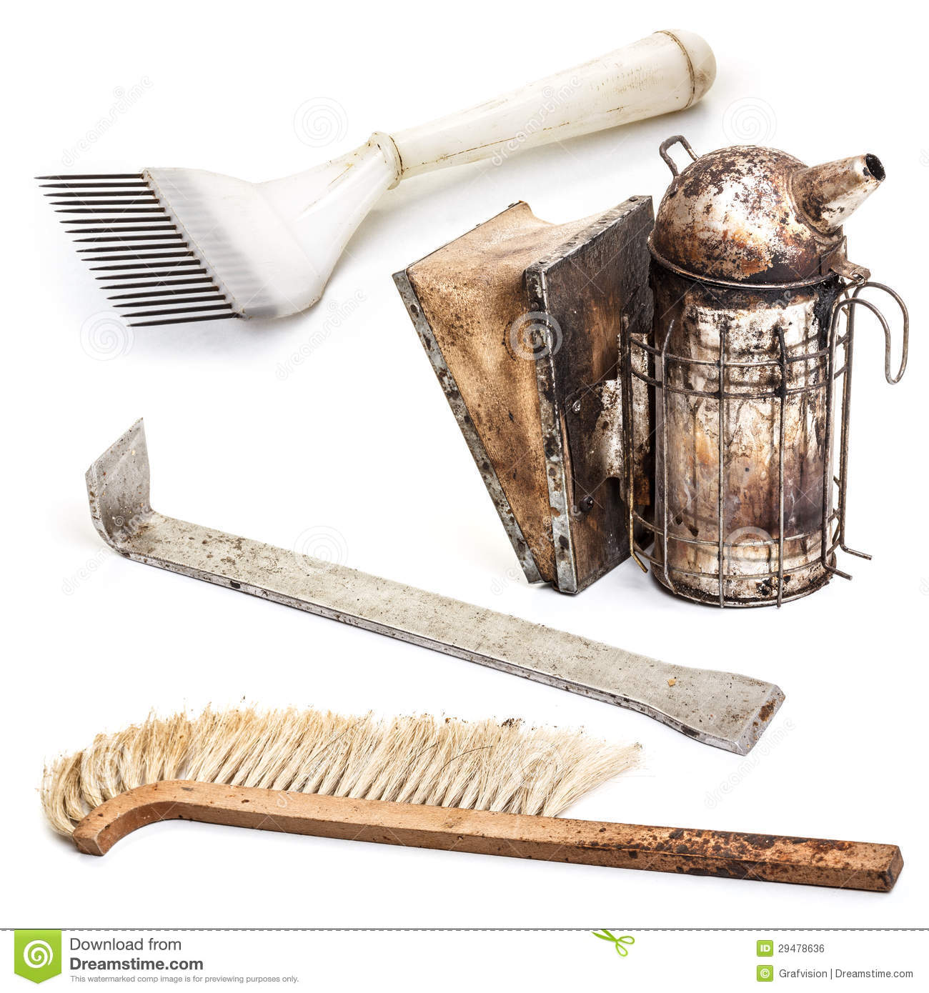 Beekeeping equipment royalty free stock image image for Salon apiculture
