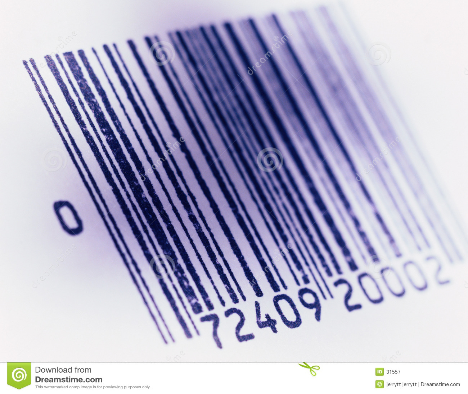 Beeld met streepjescode